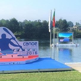 Maratona de Canoagem World Cup 2016