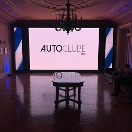 Lançamento Auto Clube