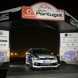 Rally Portugal 2016