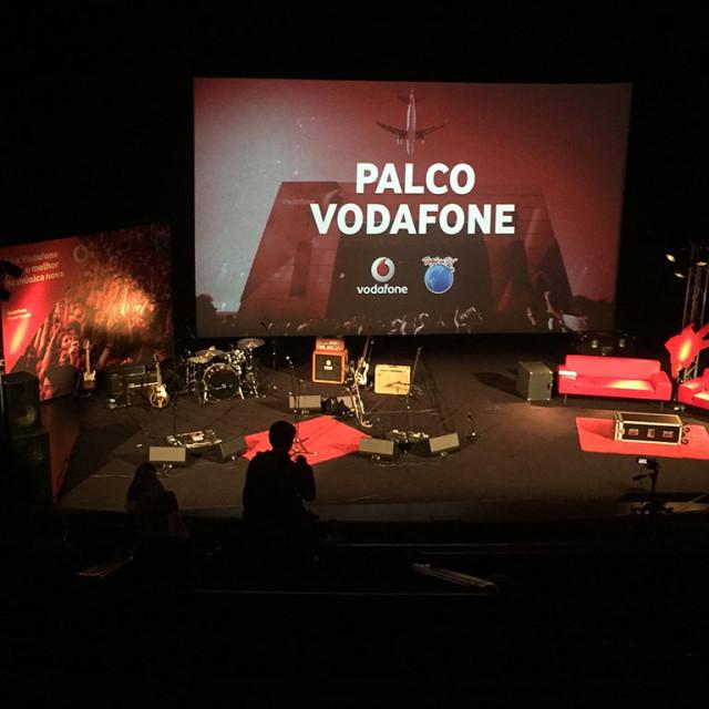 Apresentação Palco Vodafone Rock in Rio Lisboa 2016