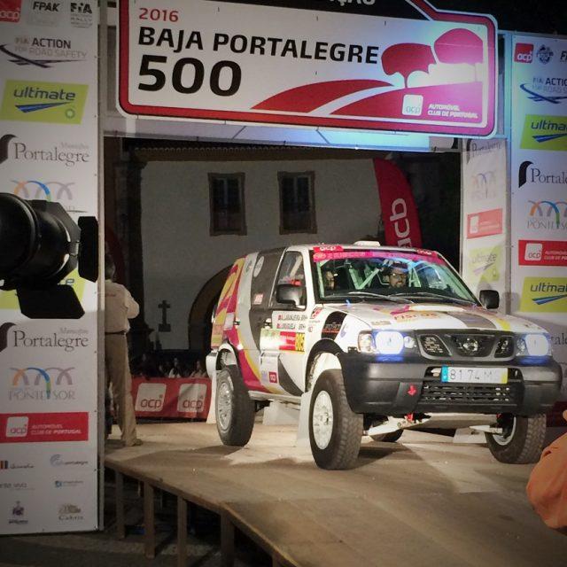 Baja Portalegre 500 2016