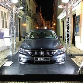 Apresentação BMW Serie 5