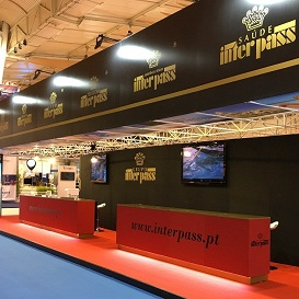 Stand Interpass - BTL 2018 - FIL