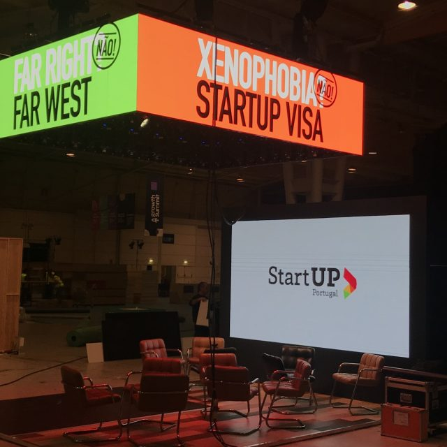 Start UP - WebSummit