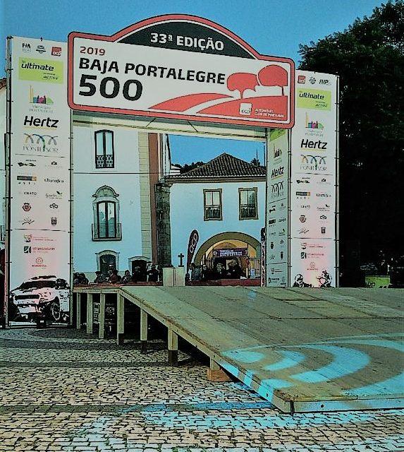 Baja Portalegre 2019