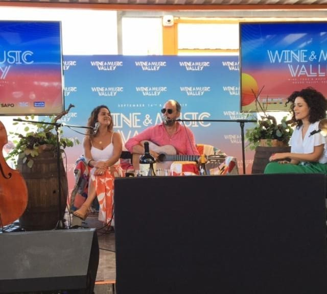 Apresentação Wine & Music Valley