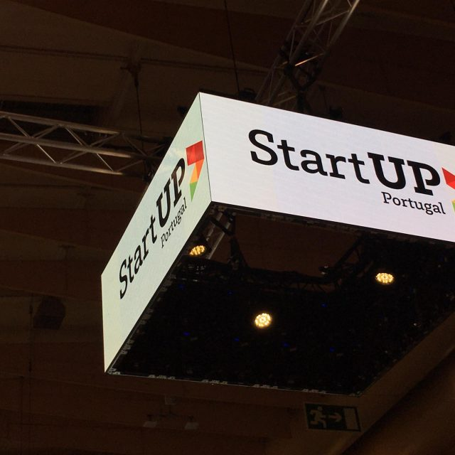 Websummit 2019 / Stand StartUp Portugal